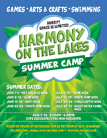 Harmony on the Lakes - flyer 2020